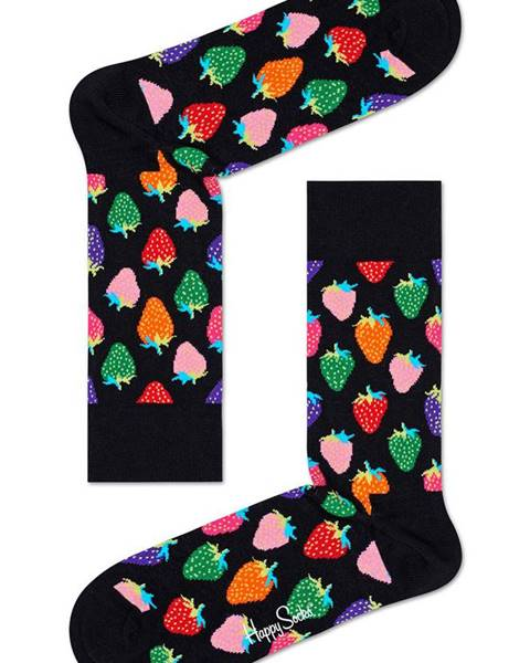 Čierna spodná bielizeň Happy Socks