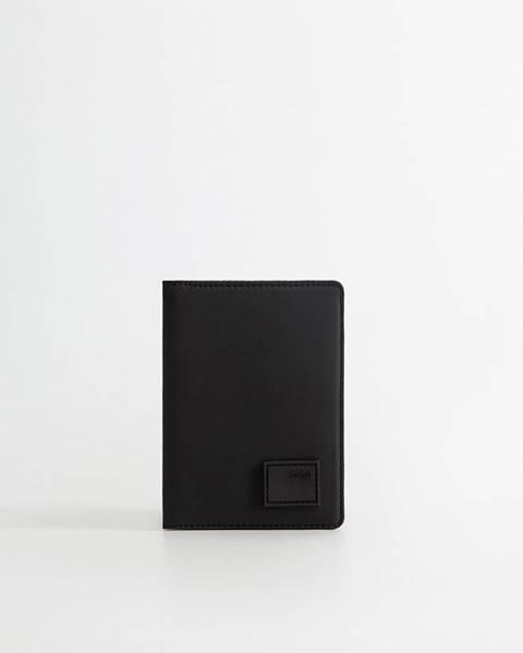 Čierna peňaženka Mango Man