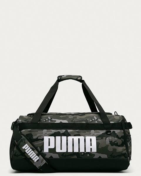 Zelená kabelka Puma