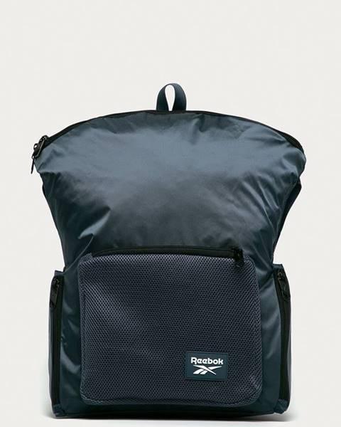 Tmavomodrý batoh Reebok