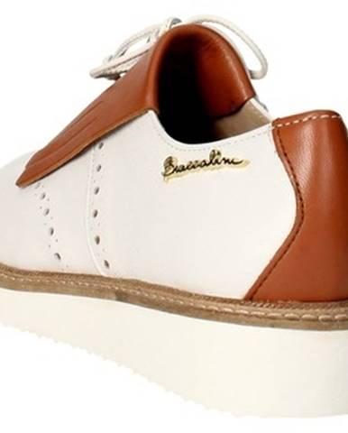 Biele topánky Braccialini