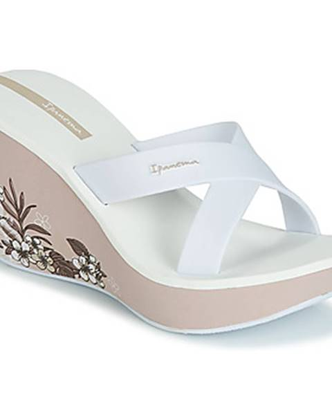 Biele sandále Ipanema