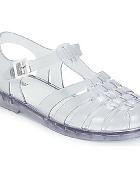 Biele sandále Melissa