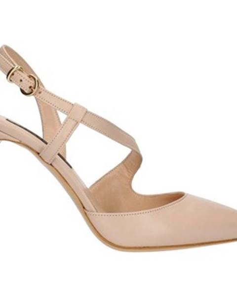Ružové sandále Bacta De Toi