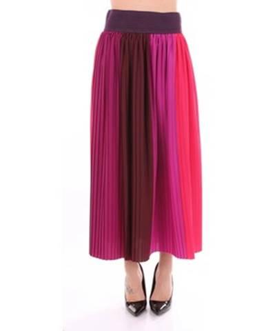 Viacfarebná sukňa Altea