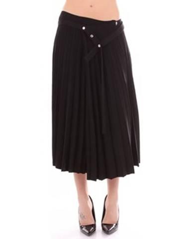 Čierna sukňa Mrz