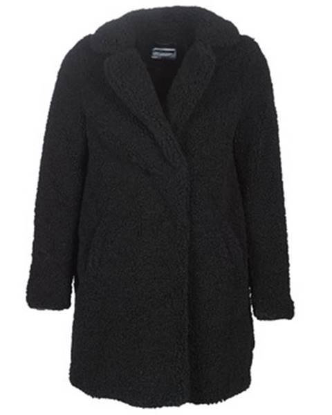 Čierny kabát Noisy May