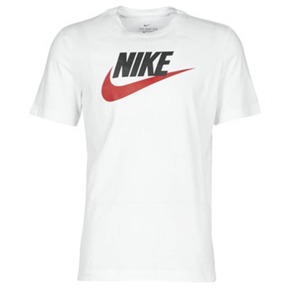 Nike Tričká s krátkym rukávom Nike  M NSW TEE ICON FUTURA