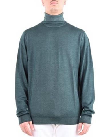 Zelený sveter Fedeli