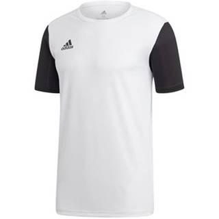 Tričká s krátkym rukávom adidas  Estro 19