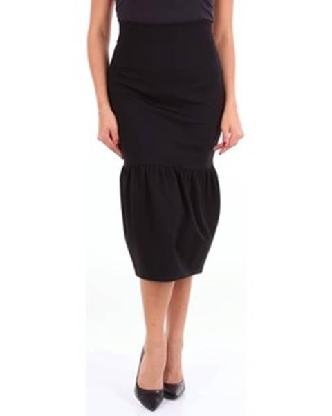 Čierna sukňa Rose A Pois