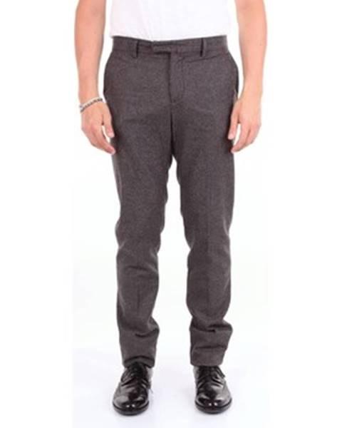 Viacfarebné nohavice Baronio