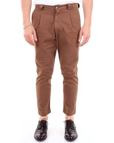 Viacfarebné nohavice Individual