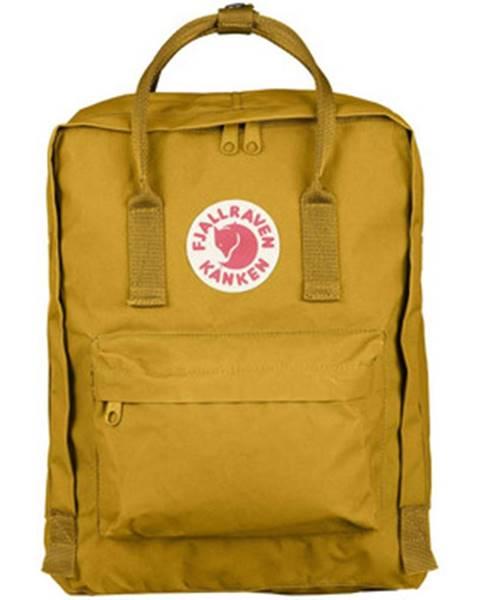 Žltý batoh Fjallraven