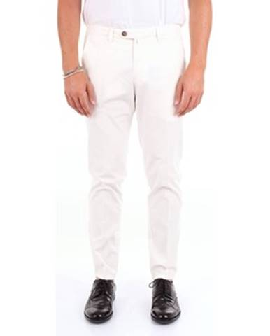 Biele nohavice Michael Coal