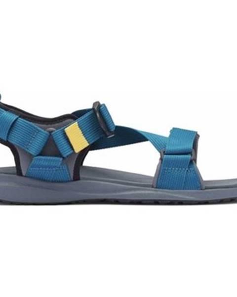 Modré sandále Columbia