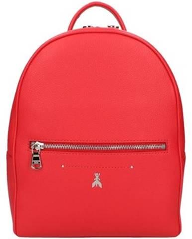 Červený batoh Patrizia Pepe