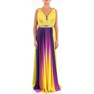 Dlhé šaty Mischalis  K28083