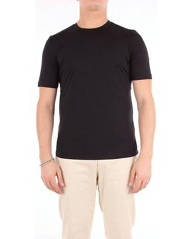 Čierne tričko Filintrama