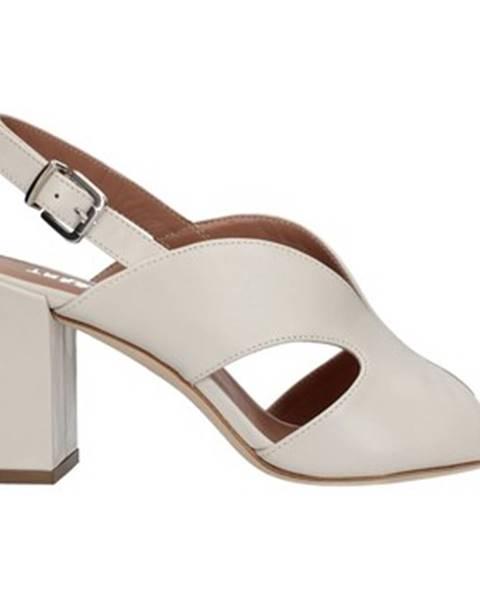 Biele sandále Tres Jolie