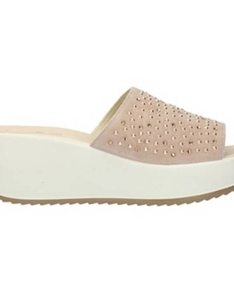 Béžové sandále Imac