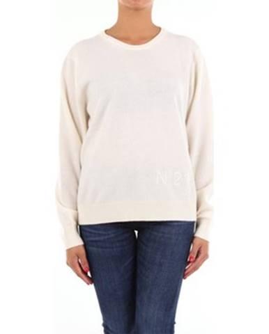 Béžový sveter N°21