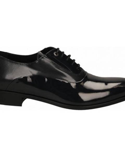 Modré topánky Carlo Pignatelli