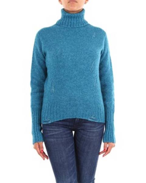 Modrý sveter Alpha Studio