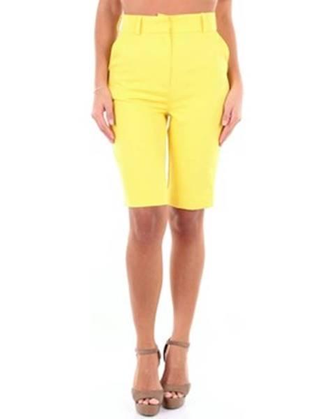 Žlté šortky Actualee