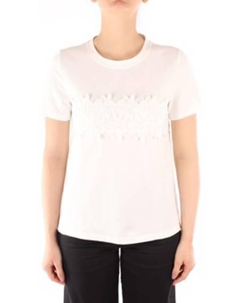Biele tričko Emme Marella
