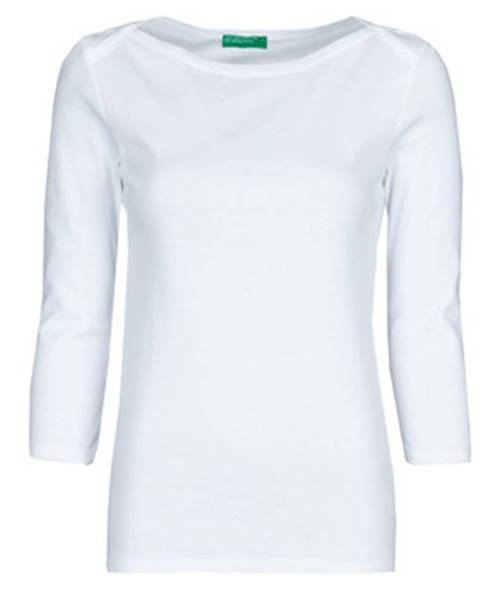 Biele tričko Benetton