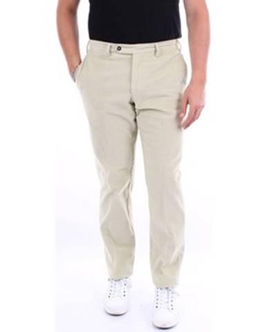 Viacfarebné nohavice Barba Napoli