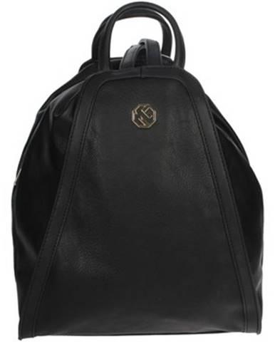 Čierny batoh Marina Galanti