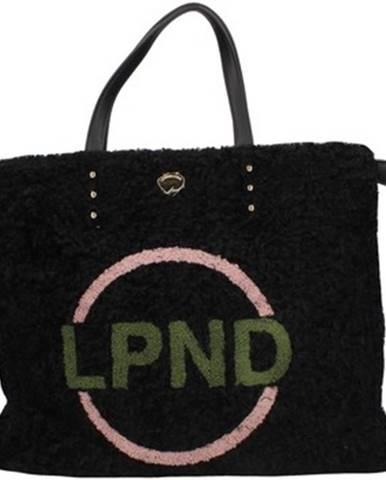 Čierna kabelka Le Pandorine