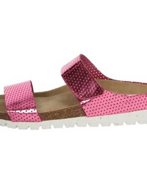 Ružové sandále Riposella