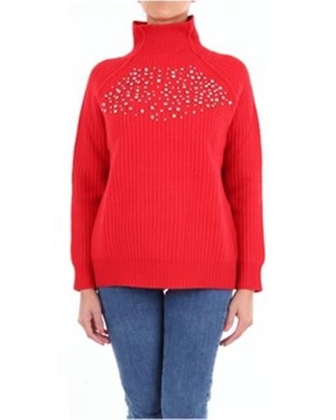 Červený sveter Be Blumarine