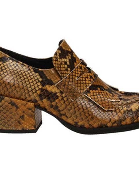 Žlté topánky Jeannot