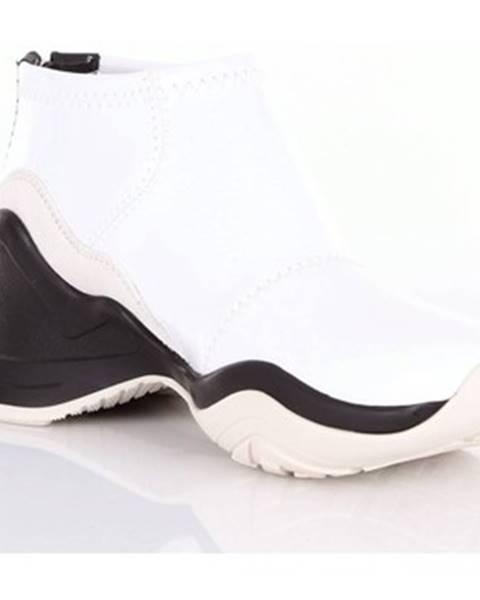 Biele tenisky Vintage