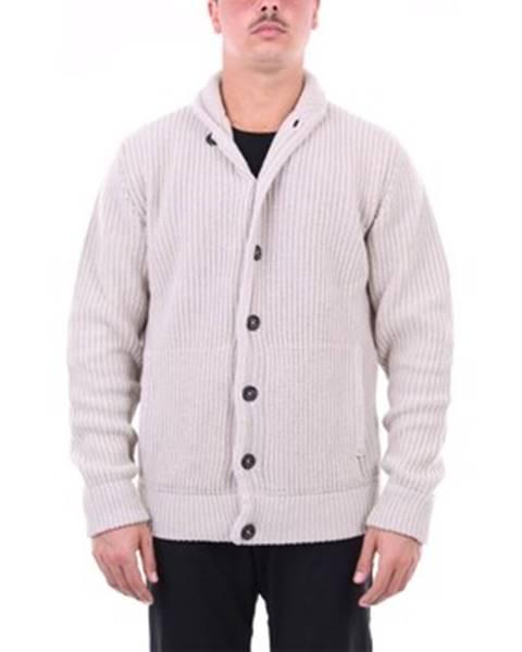 Béžový sveter Heritage