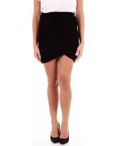 Čierna sukňa Simona Corsellini