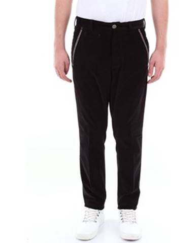 Čierne nohavice Messagerie