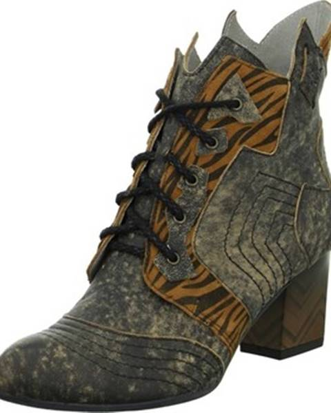 Viacfarebné topánky Maciejka