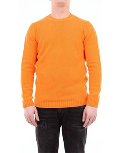 Oranžový sveter Daniele Alessandrini