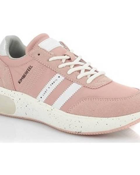Ružové tenisky Kimberfeel