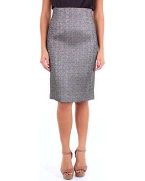 Viacfarebná sukňa Versace