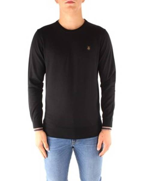 Čierny sveter Refrigiwear