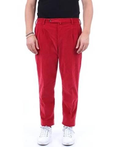 Červené nohavice Pt Torino