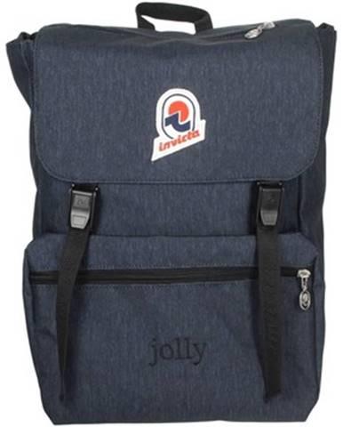 Modrý batoh Invicta