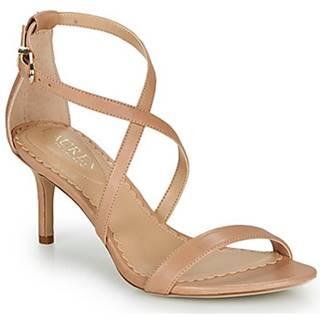 Sandále Lauren Ralph Lauren  LEATON SANDALS DRESS