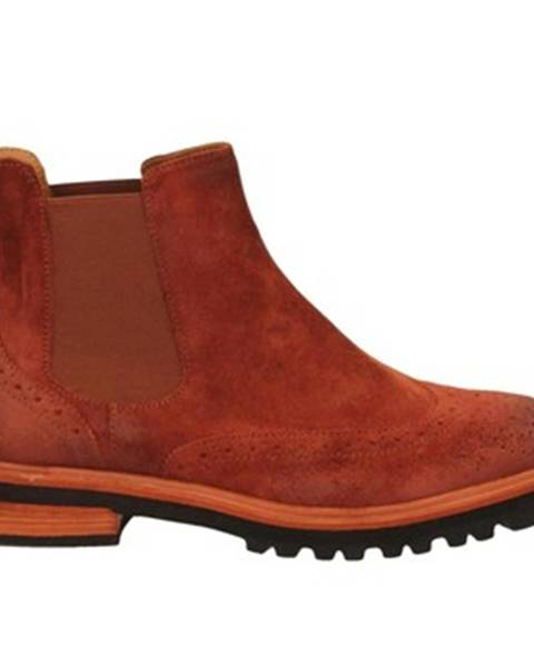 Oranžové topánky Mat:20